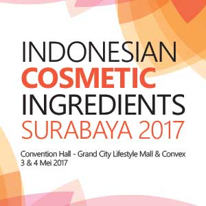Indonesian Cosmetic Ingredients 2017