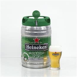 Quadrant CMS won the order from Heineken Beer Systems to produce and package the polypropylene tap system for its Draught Keg – a portable and disposable system for serving quality draught beer.