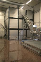 One product that is guaranteed not to make a big noise in the marketplace is Rapid Granulator's Modular Silencing System (MSS). (Photo: Rapid Granulator)