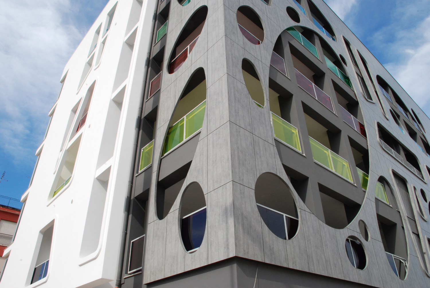 cladding on buildings trespa essay Wall cladding or facade cladding, is a decorative method using various types of wall panels to make a wall look different from its original appearance apart from making a building look different and architectually appealing, wall cladding.
