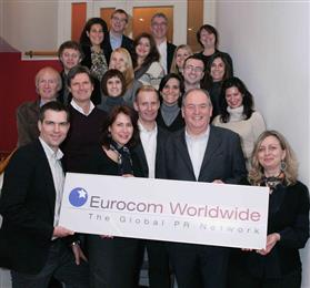 Eurocom Worldwide delegates at the 10th annual conference of the global PR network confirmed a direction for the decade ahead with emphasis on mutuality, cooperation, best practices and innovation. Photo copyright Eurocom Worldwide, only to be used for editorial purposes relating to today's press release.
