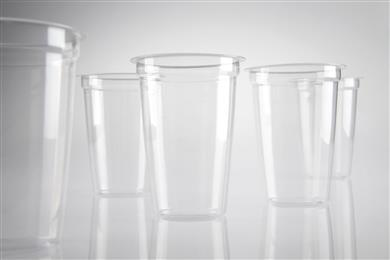 Polypropylene grade H03TF from NATPET combines high clarity and aesthetics with a new level of superior dimensional stability for thermoformed cups, trays and containers.