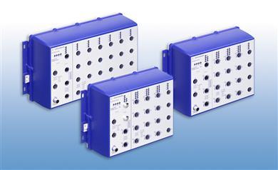 Belden's flexible switch design meets rising industrial network demands.<br>(Photo: Belden, PR360)