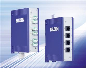 Belden offers industrial-strength patching and termination solutions.  (Photo: Belden, PR362)