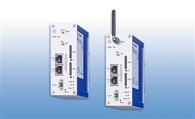 Belden Cellular Router offers secure, reliable remote access. 