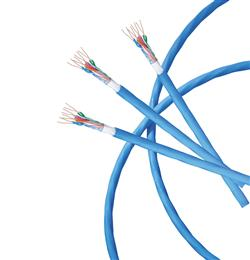 Belden introduces new Cat6A U/UTP cable for 10G Ethernet applications.
