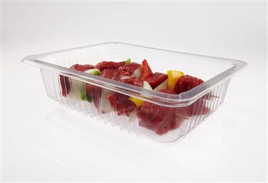 Milliken showcases Ultra Clear PP thermoforming solutions at IPACK-IMA 2015.