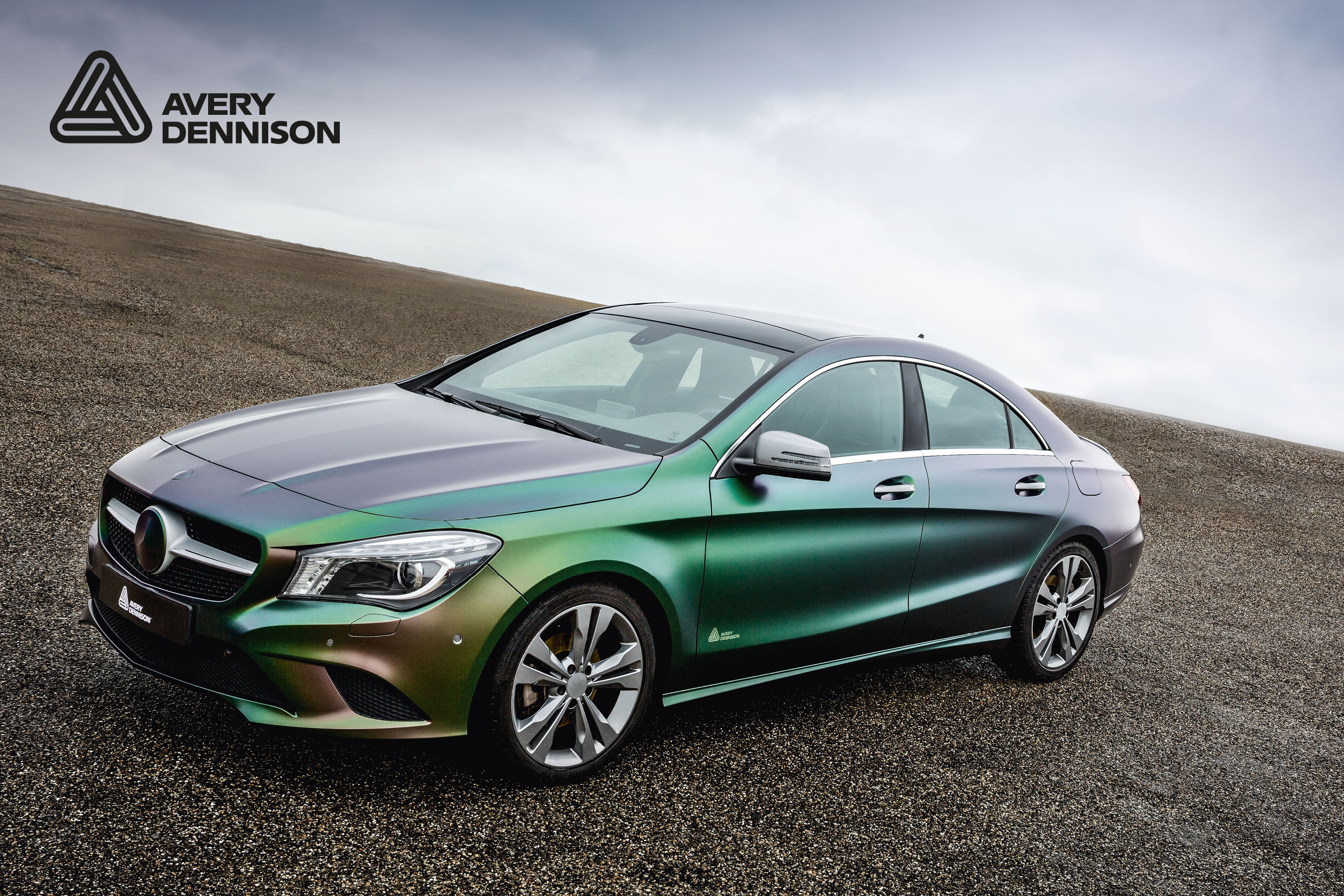 Avery Dennison 174 Adds New Colorflow Colours For Car Wraps