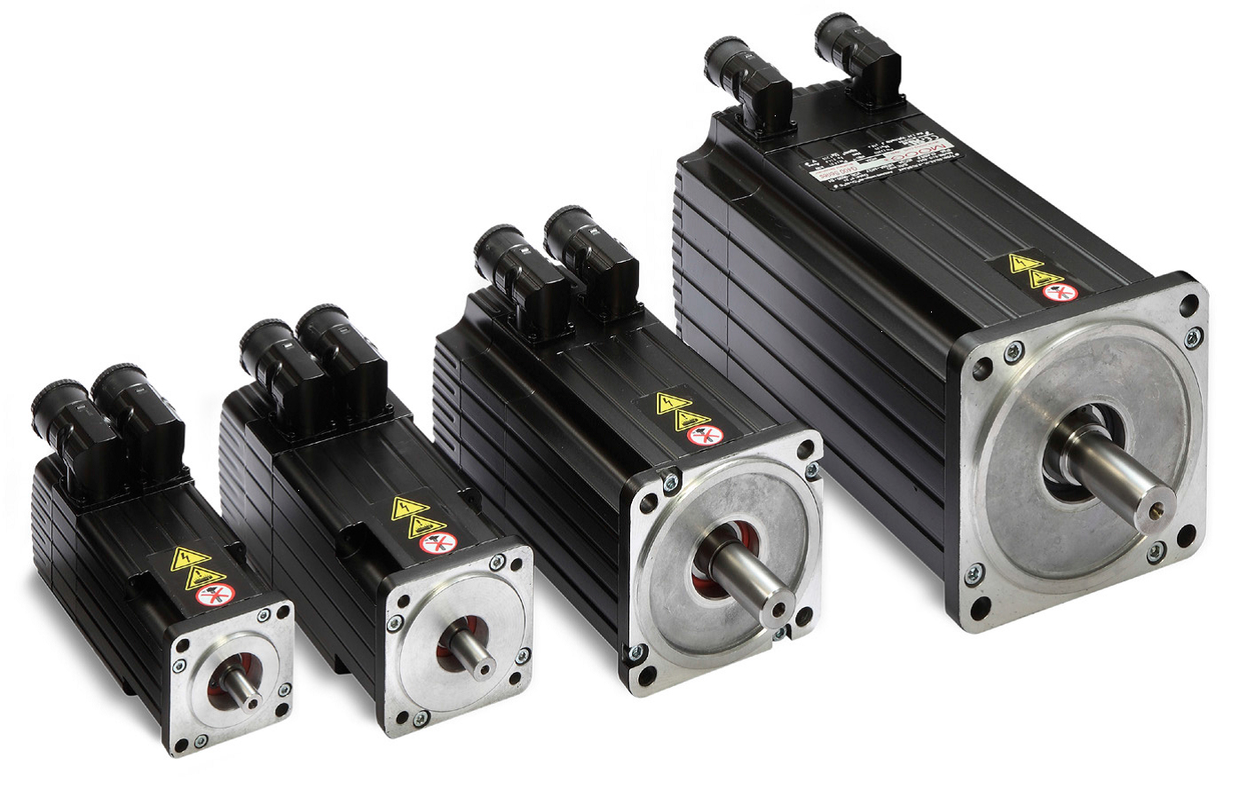 Moog Highlights Benefits Of Its Two You Servo Motor And