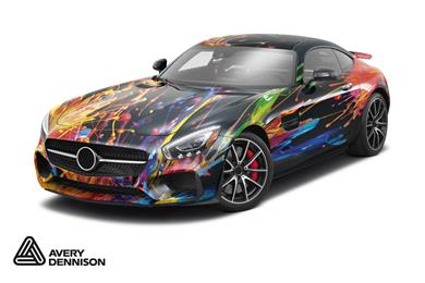 Avery Dennison® introduces the ultimate digital wrapping solution with MPI™ 1105 Series.