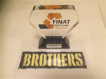 Brothers Drinks Co. Ltd. Wins FINAT End-user Recycling Award.