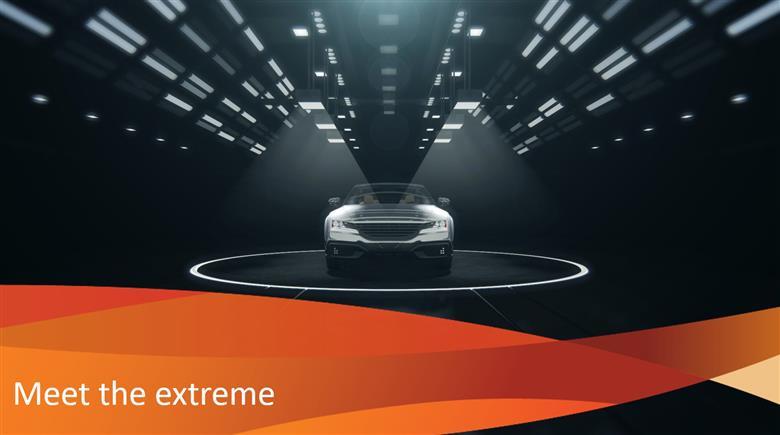 Meet the extreme with DSM at K2016.<br> (Photo: DSM Engineering Plastics: DSMPR495)
