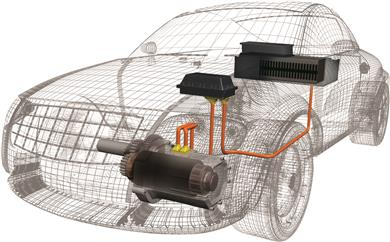 Henkel offers solutions for sealing and protecting automotive electronics. (Photo: Henkel, PR013)