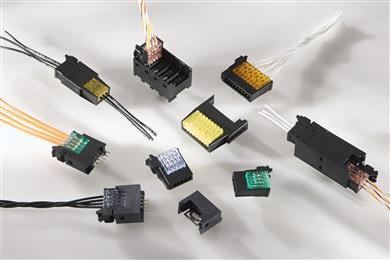 Remote Input/Output Terminal System Connectors from TE Save Time and Money. 