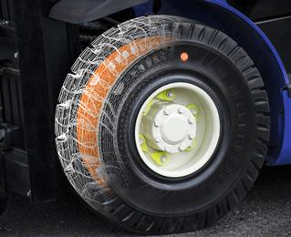 Trelleborg to feature smart solutions at CeMAT 2016. (Photo Trelleborg Wheel Systems, TWSPR004)