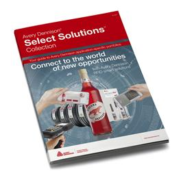 "Avery Dennison highlights emerging opportunities with its latest Select Solutionsâ""¢ catalogue.