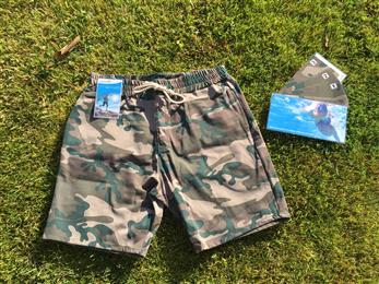 Archroma prototype garment collection with Nylosan® bright colors and Smartrepel® Hydro, a non-PFC water repellence finish for quick drying. (Photo: Archroma)