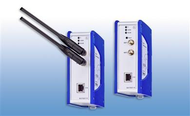 Belden industrial wireless access point enables data transmission speeds up to 867 Mbps. 