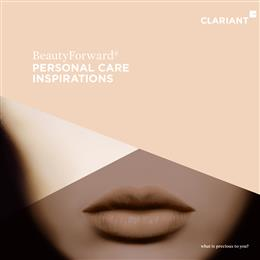 Clariant BeautyFoward® – Edition II: sets a new standard in the Personal Care industry. <br>(Photo: Clariant)