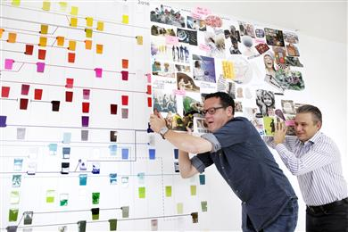 Clariant Giving Color/Trend Forecast a Makeover. <br>(Photo: Clariant)