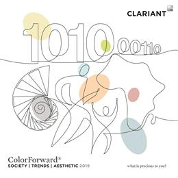 Clariant Sees Colors Becoming Muted for 2019, as Consumers Come to Grips with a Complex World.  (Photo: Clariant)
