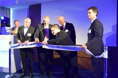 Otwarcie oddziału Guardian Business Solutions w Katowicach. (Fot Guardian Industries Corp., GRDPR142)