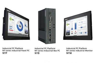 New Industrial PC Platform making production sites 'Integrated' and 'Intelligent'.