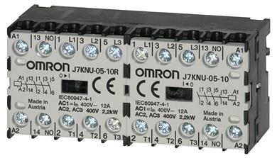 Omron cuts power switching down to size.