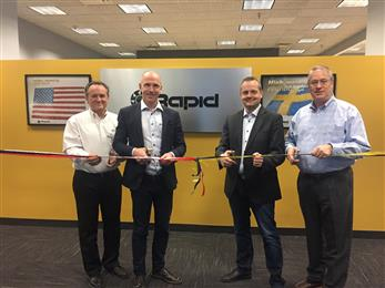 Rapid opens new facility in Pittsburgh. 