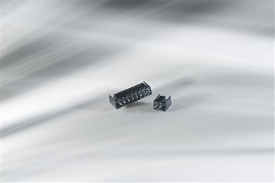 Reflow capable Economy Power headers.<br>(Source: TE Connectivity, PR120)
