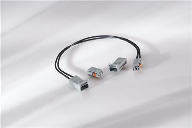 New dust- and waterproof SlimSeal connector Miniature series from TE Connectivity.<br>(Source: TE Connectivity, PR128)