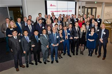 Avery Dennison recognizes suppliers at fifth annual global awards ceremony.