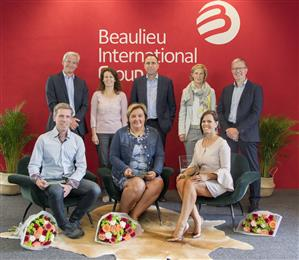 B.I.G.'s Sustainability Award Logistics ceremony to thank the teams for their contribution in reducing CO2 emissions drastically. 