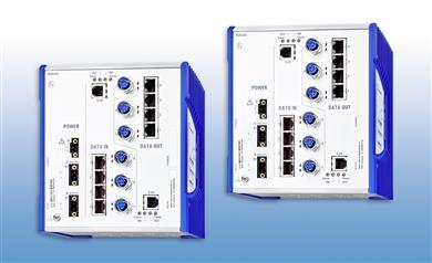Belden helps simplify industrial security with unidirectional Ethernet network appliance. 