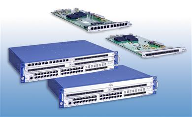 Belden offers faster, more reliable data transfer with Layer 3 backbone switch. (Photo: Belden, PR480)