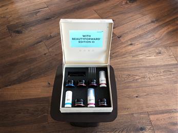 Clariant introduces innovative Beauty Box for BeautyForward® III.<br> (Photo: Clariant)