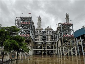 Methanol Production Plant of CNOOC Kingboard Chemical Co Ltd. 
