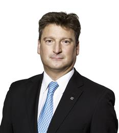 Clariant welcomes Hans Bohnen as new member of the Executive Committee.  (Photo: Clariant)