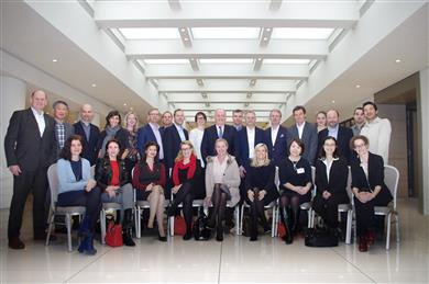 Eurocom Worldwide Group Photo Berlin 2018.