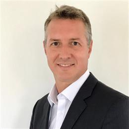 Jason Oliver appointed head of GE Additive.<br> (Photo: GE Additive, GEADPR004)