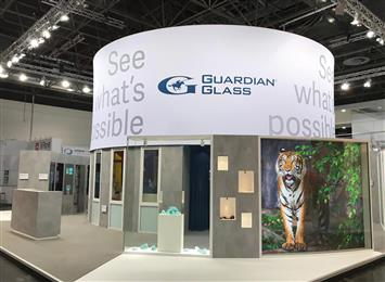 Guardian Glass to share its vision of the future at BAU 2019. (Photo Guardian Glass, LLC, GRDPR165)