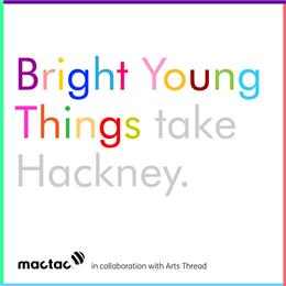 Bright Young Things Take Hackney. 