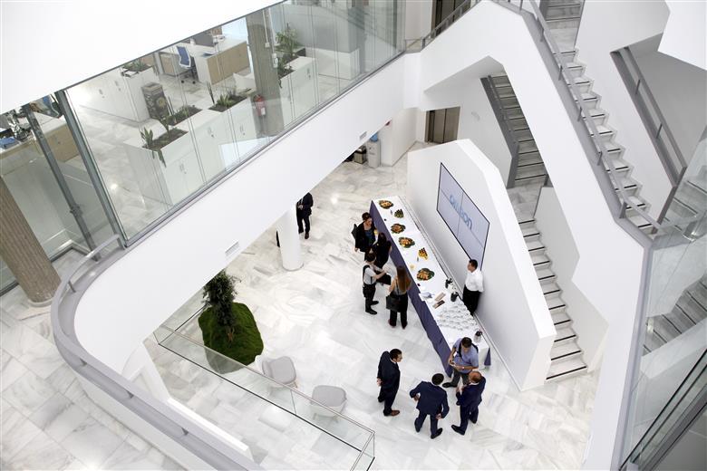Omron abre un Laboratorio de Innovación en Madrid. (Fotografía: Omron, PR063)