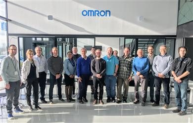 The first F45 summit in Europe took place at Omron's new Innovation Lab in France. 