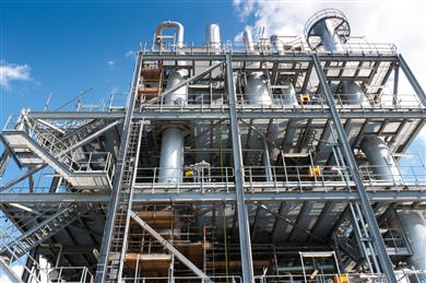 Future-proofing of Perstorp's UK Capa™ caprolactone monomer plant is on course.