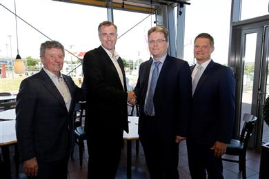 Tritium signs deal with IONITY for 100 high-power charging sites across Europe.