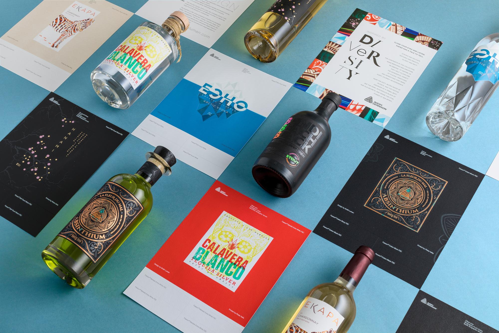 Avery Dennison launches M_use™, a design inspiration platform