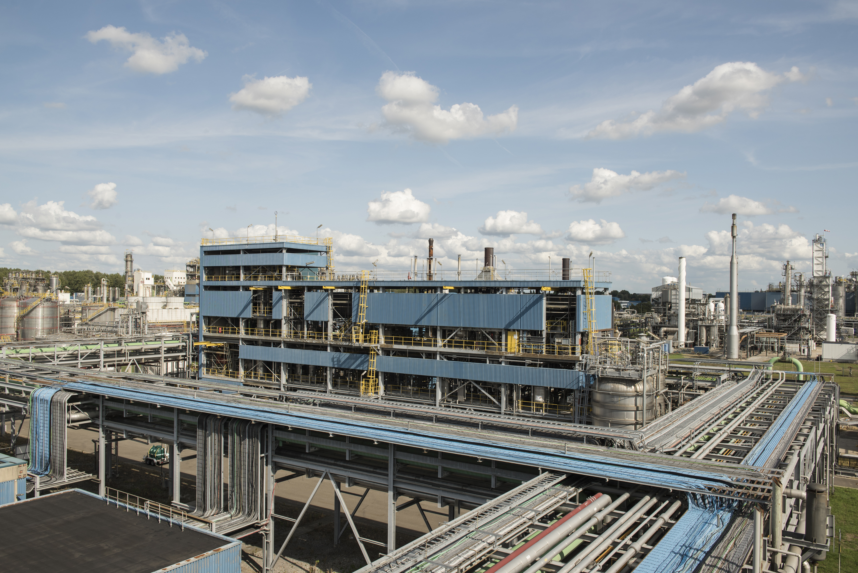 Recommissioning of SABIC's PPE operations at Bergen Op Zoom