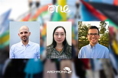 Archroma joins One Young World with first ever delegation of young talents. 