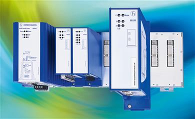 Belden industrial switch enables high-speed communication to meet increasing bandwidth needs.. (Photo: Belden, PR485)